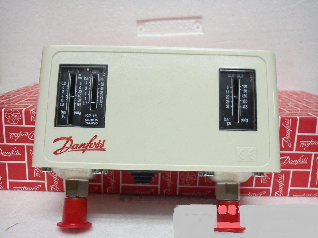 丹佛斯压力控制器