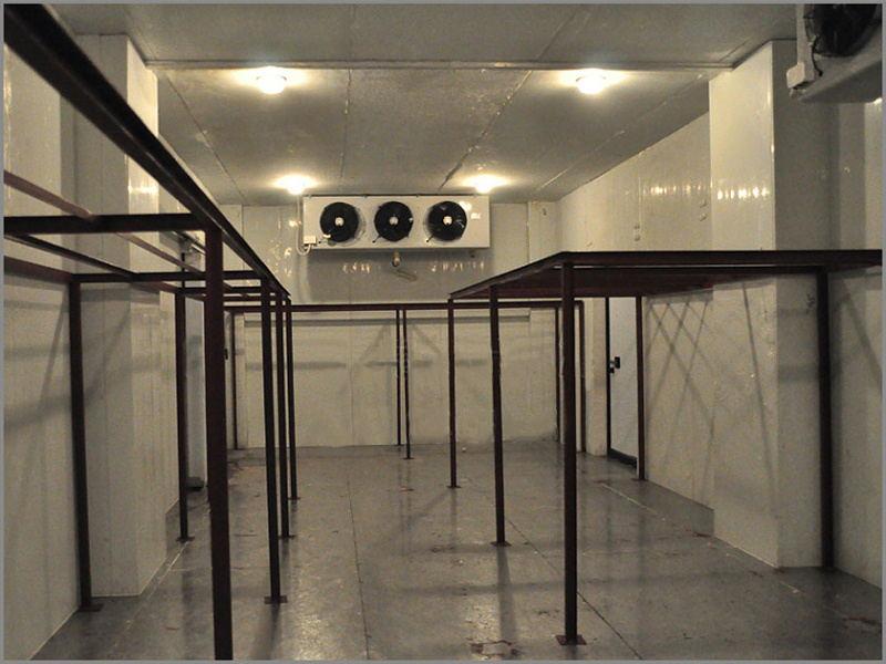 冷藏库建造设计方案