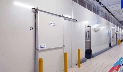 气调保鲜库建造设计方案