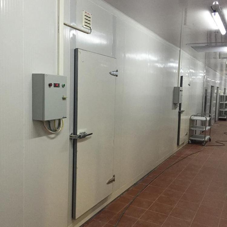 食品冷库建造设计方案