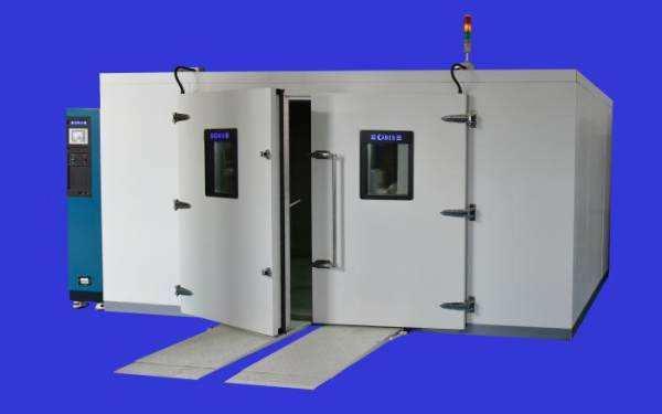高低温步入式实验室
